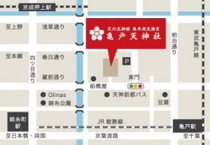 亀戸天神社_地図1