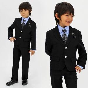 男の子スーツ3