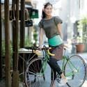 ロードバイクに合うレディース春ファッションは?