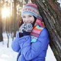 ハットのレディースファッション!冬のコーディネート2015