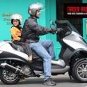 子供とバイクでツーリング!何歳から二人乗りはOK?おすすめのアイテムも紹介!